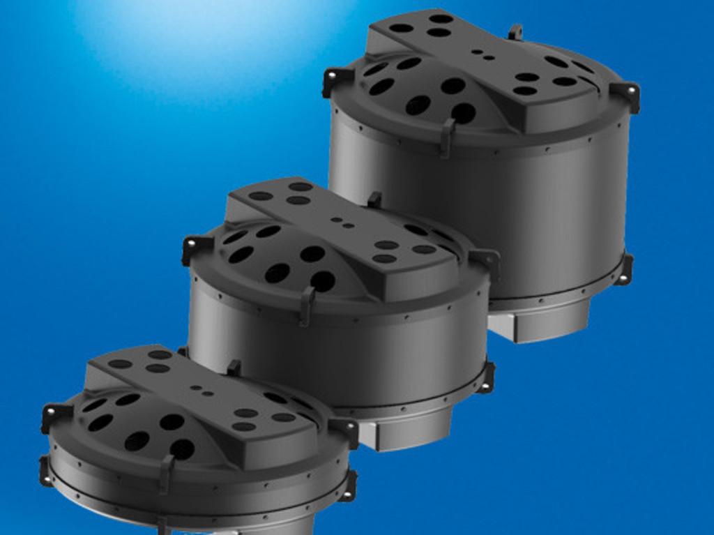 ThermoGeniusTM Water M1 - M3 (patent pending)